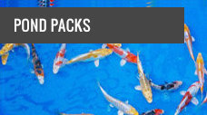 Shop Pond Packs